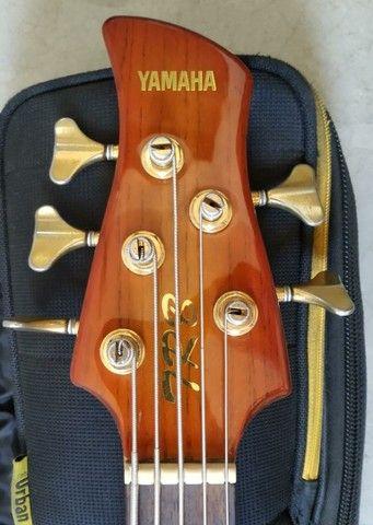 Contrabaixo Yamaha TRB 5II  - Foto 4