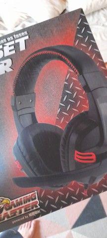Fone ouvido headset