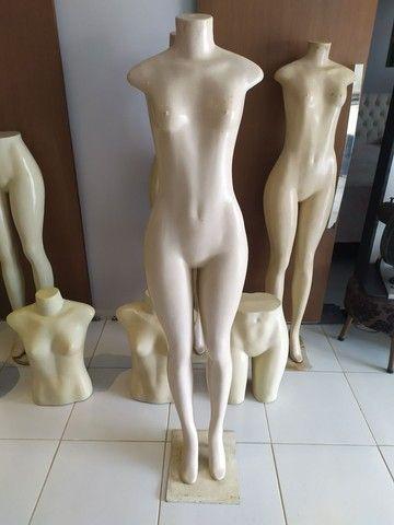Manequim Feminino vários modelos e preços - Foto 6