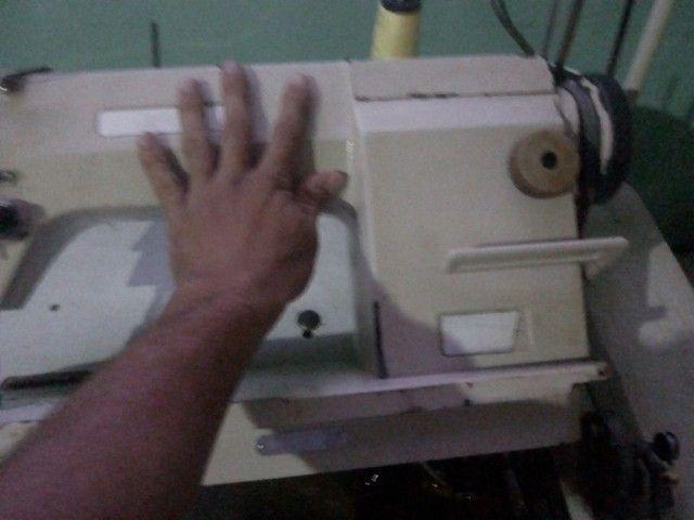 Máquina reta - Foto 2