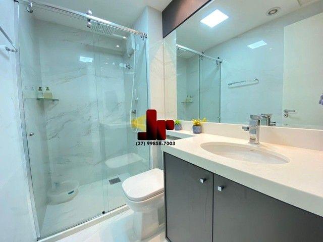 Top Apto 3 Qtos c/suite - Montado e decorado - Buritis - Foto 11