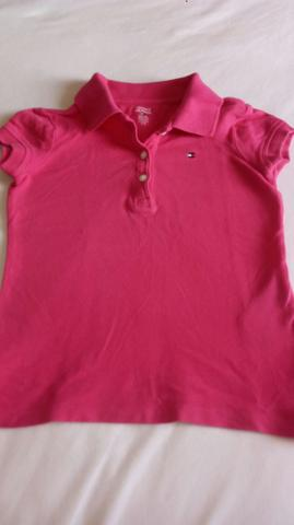 Blusa tommy 4 5 anos 25.00