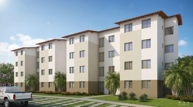 Apartamento no Condomínio Vida Nova