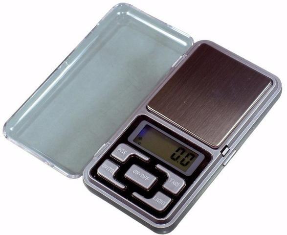 Mini Balança Digital De Bolso Até 500g Alta Precisão em são luis ma - Foto 2