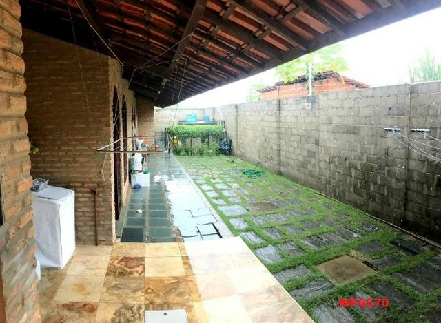 Casa duplex com 4 quartos, gabinete, 5 vagas, 1.200m² terreno, próx Edilson Brasil Soares - Foto 16