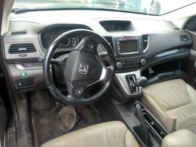 Sucata Honda CRV 2012 retirada de peças