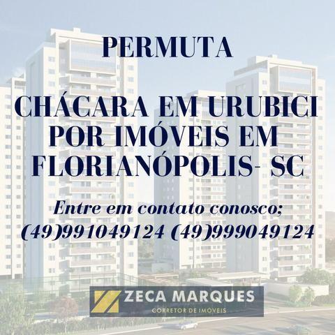 Permuta de Chácara em Urubici/ Urubici-SC/ Chácara em Urubici