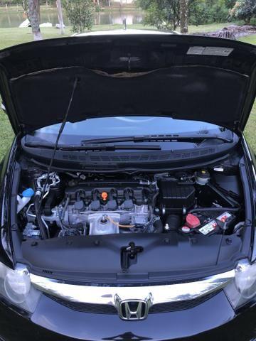 Honda Civic LXL 1.8 2011 Automático - Foto 18