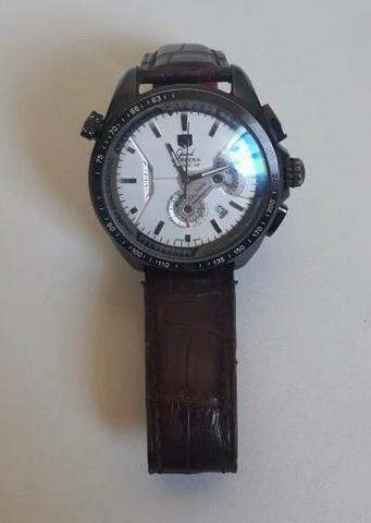 0fccc1ad9da Relógio Grand Carrera Calibre 36 - Bijouterias