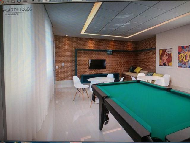 Apartamento 2 quartos no caiçara com lazer completo - Foto 8