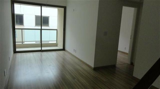 Cobertura Duplex 3 quartos, sendo 1 suíte-com 2 Vagas- Nogueira Petrópolis