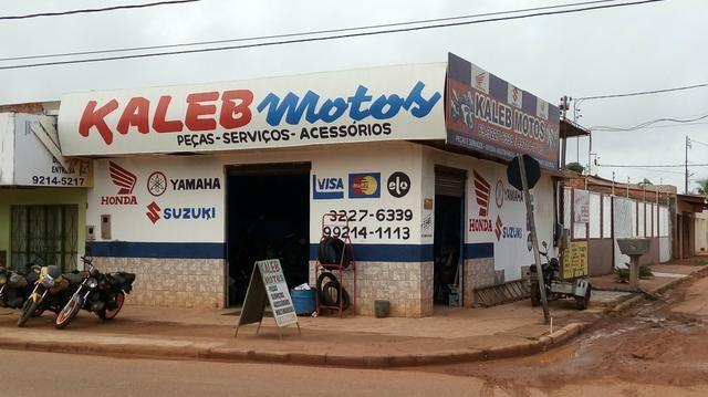 Vendo oficina de moto