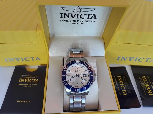 9d6bd4bc257 Relógio invicta 21569 original novo na caixa