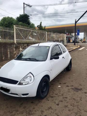 ford ka 2006 básico fipe, ipva 2019 pago, tanque cheio - 2006