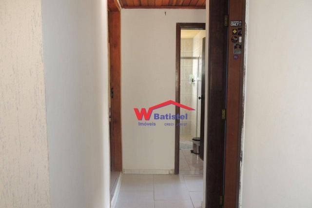 Casa com 3 dormitórios à venda, 160 m² por r$ 380.000 - rua líbia nº 358 - vila alto da cr - Foto 13