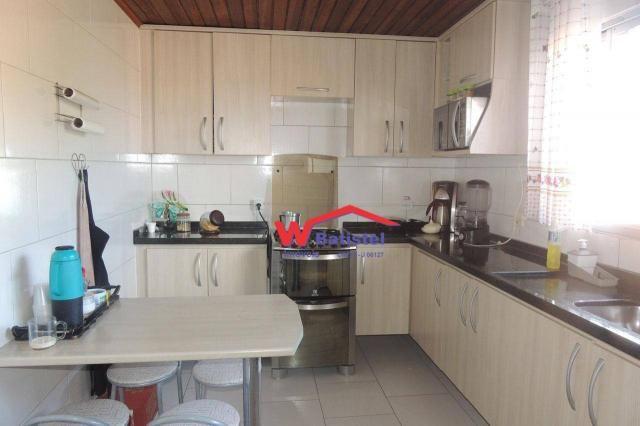 Casa com 3 dormitórios à venda, 160 m² por r$ 380.000 - rua líbia nº 358 - vila alto da cr - Foto 11