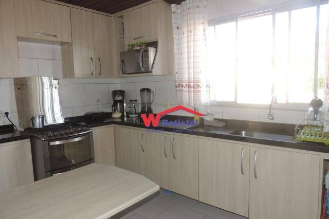Casa com 3 dormitórios à venda, 160 m² por r$ 380.000 - rua líbia nº 358 - vila alto da cr - Foto 12