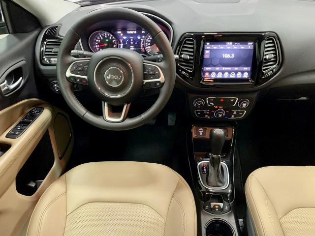 Jeep compass limited 2018 automática. léo careta veículos - Foto 15