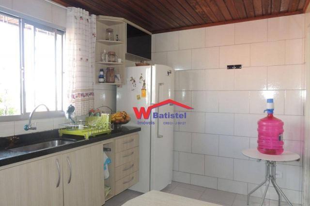 Casa com 3 dormitórios à venda, 160 m² por r$ 380.000 - rua líbia nº 358 - vila alto da cr - Foto 9
