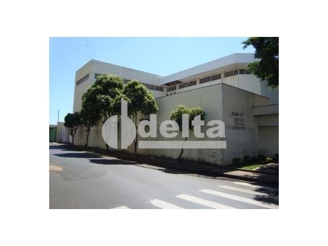 Galpão/depósito/armazém para alugar em Santa mônica, Uberlândia cod:532515