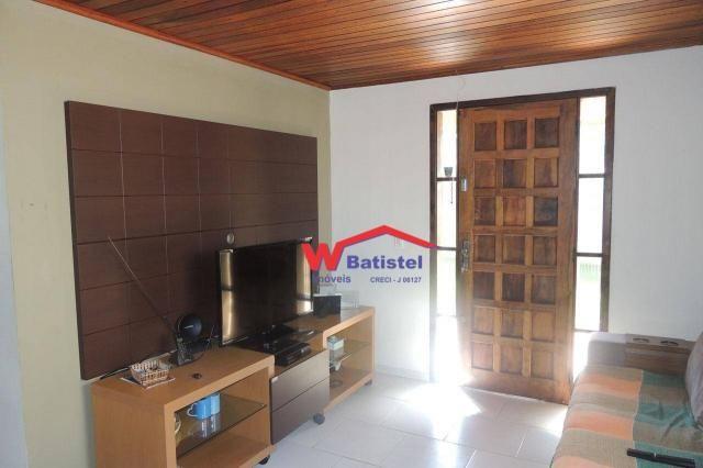 Casa com 3 dormitórios à venda, 160 m² por r$ 380.000 - rua líbia nº 358 - vila alto da cr - Foto 2