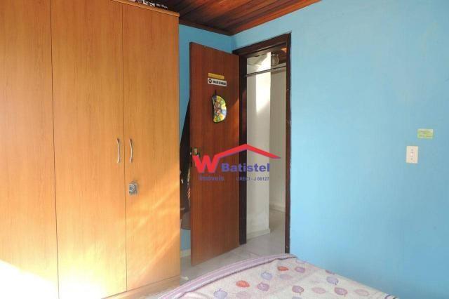 Casa com 3 dormitórios à venda, 160 m² por r$ 380.000 - rua líbia nº 358 - vila alto da cr - Foto 20