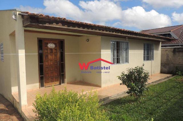 Casa com 3 dormitórios à venda, 160 m² por r$ 380.000 - rua líbia nº 358 - vila alto da cr