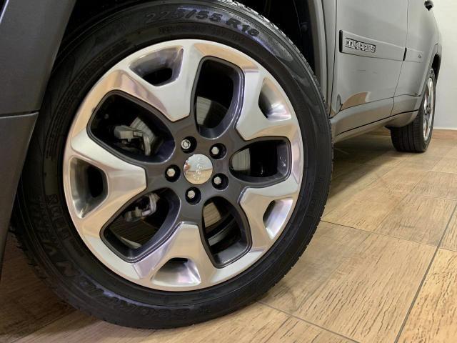 Jeep compass limited 2018 automática. léo careta veículos - Foto 10