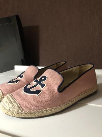 76b1c9309 Alpargata Schutz - tamanho 38 - Roupas e calçados - Campo Grande ...