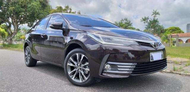 cc51251b8 Corolla Altis Top De Linha 2018 apenas 17,100km - Peças e acessórios ...