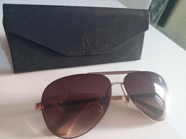 ebb301d26 Óculos de Sol Polo Wear Aviator Gradiente - Bijouterias, relógios e ...