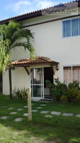 Oportunidade!casa 4/4, condomínio fechado - Foto 2