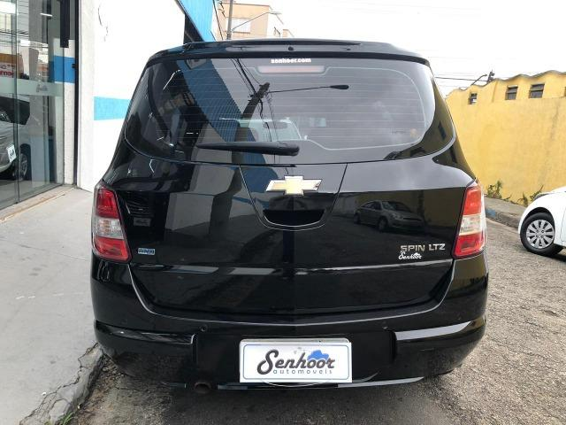 Chevrolet Spin 1.8 Ltz 7Lugares Aut. 2013 - Foto 4