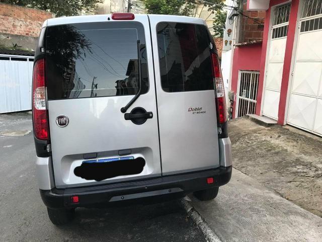 Fiat Dobló 2013, 1.8 essence IPVA 2019 pago - Foto 2