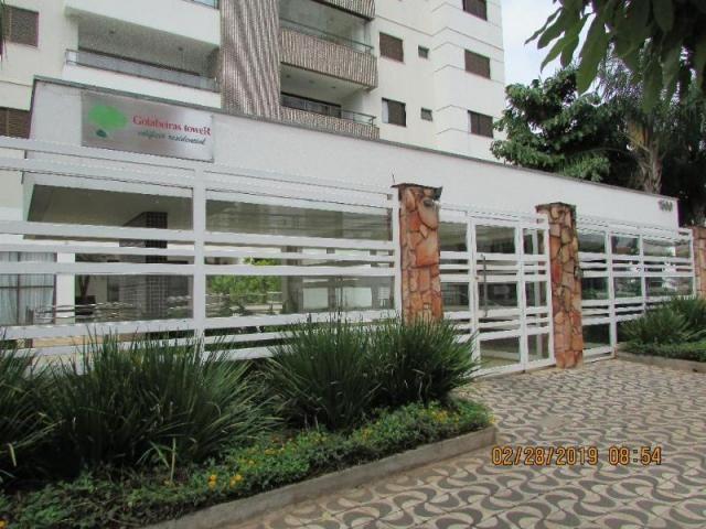 Apartamento no Edf. Goiabeiras Tower