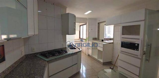 Apartamento com 4 quartos à venda, 176 m² por r$ 796.500 - setor bueno - goiânia/go - Foto 8
