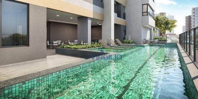 Apartamento com 3 dormitórios à venda, 119 m² por r$ 565.250 - setor bueno - goiânia/go - Foto 6