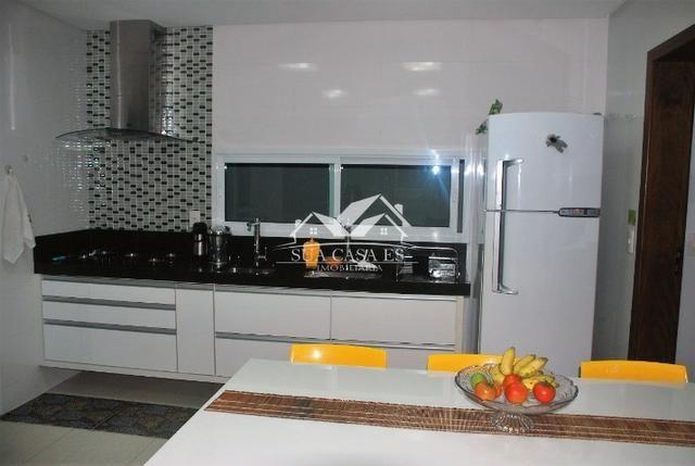 Ótima Mansão Duplex com 4 suítes, possui Hidro e Closet. Cond. Boulevard Lagoa - Foto 18