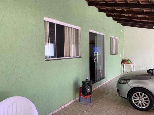 Casa de 2 quartos sendo 1 suite, laje no Setor de Mansões de Sobradinho - Foto 6
