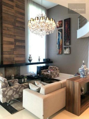 F-CH0027 Linda Chácara com 9 dormitórios à venda, 74907 m² com edificações 1015m² - Foto 4