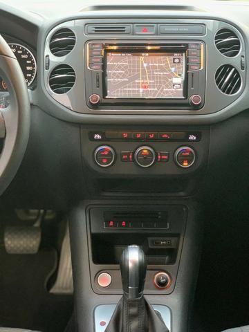 VW Tiguan 1.4 TSI Prata 17/17 - Foto 12