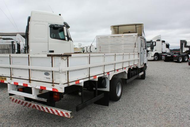 Ford cargo 816 s cabine suplementar e carroceria - Foto 19