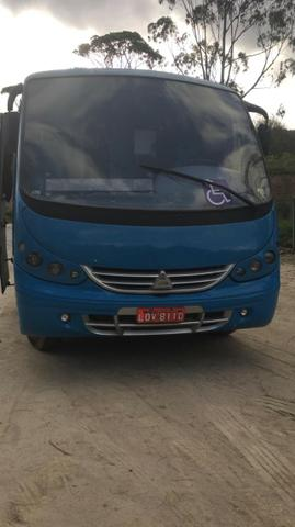 Micro-ônibus Agrale 2003 - Neobus Thunder - Executivo - 28 lugares - Foto 3