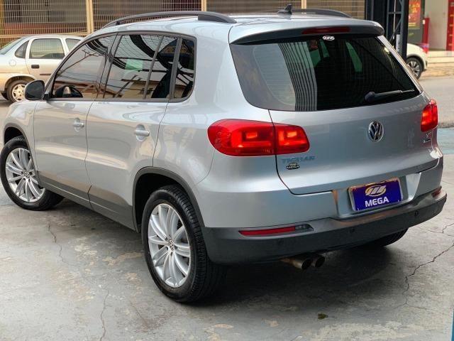 VW Tiguan 1.4 TSI Prata 17/17 - Foto 5