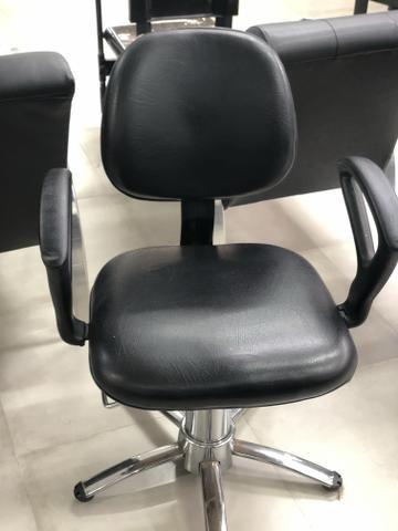 Cadeira de Cabelereiro - Foto 5