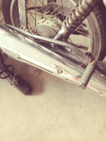 Carrocinha para moto sem molas zap * - Foto 6