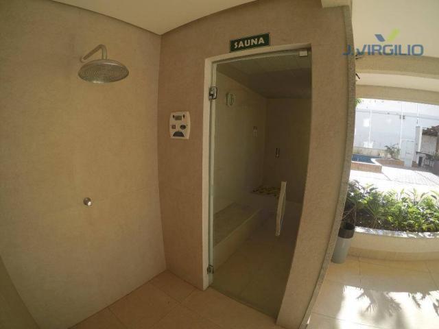 Apartamento residencial à venda, Parque Amazônia, Goiânia. - Foto 13