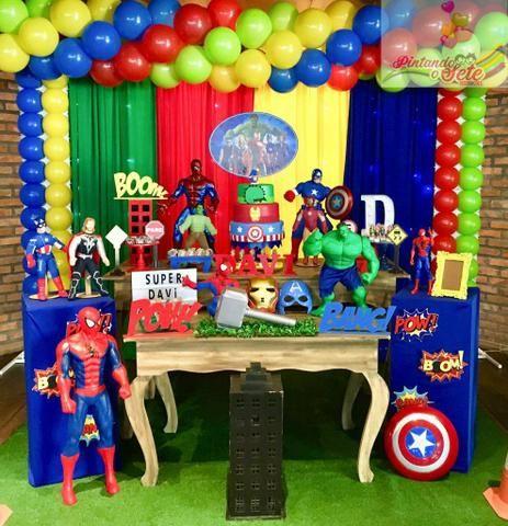 Decoração de Festas e Brinquedos - Foto 5