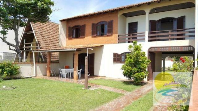 Casa com 3 dormitórios para alugar, 90 m² por R$ 750,00/dia - Sai Mirim - Itapoá/SC