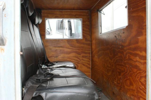 Ford cargo 816 s cabine suplementar e carroceria - Foto 10